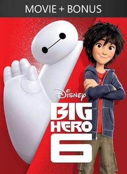 Big Hero 6 (+ Bonus)