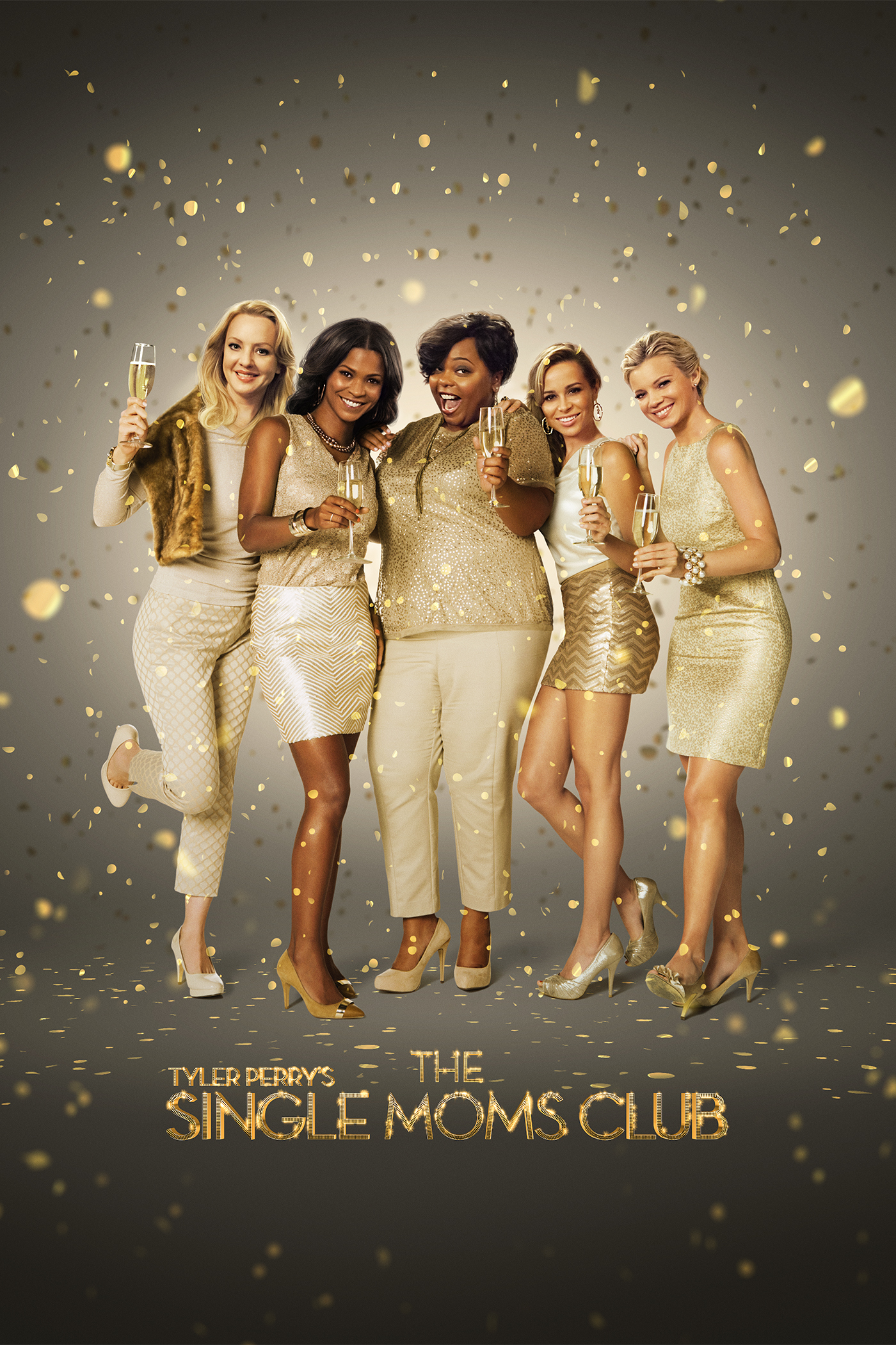 De enlige mødres klub (Tyler Perry's The Single Moms Club)