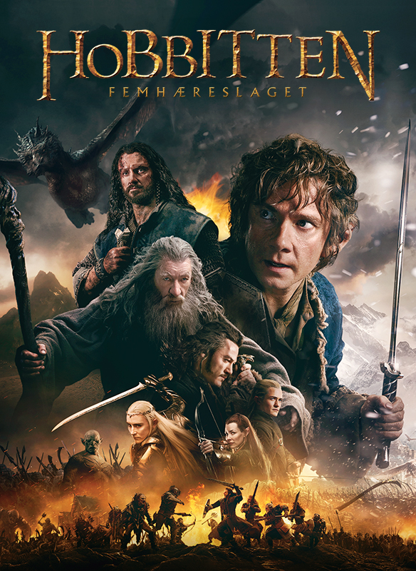 Hobbitten: Femhæreslaget