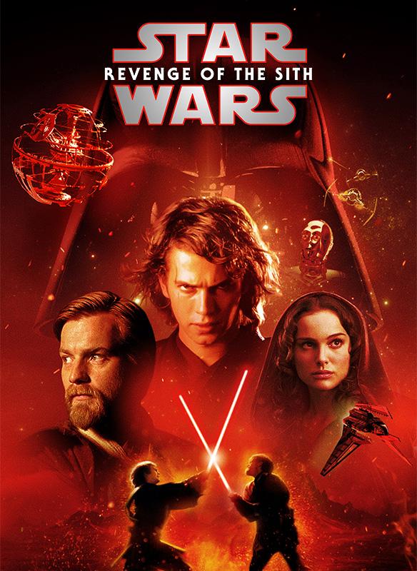 Star Wars: Sith-fyrsternes hævn