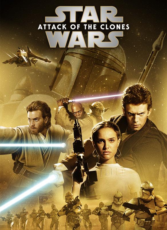 Star Wars: Klonernes angreb