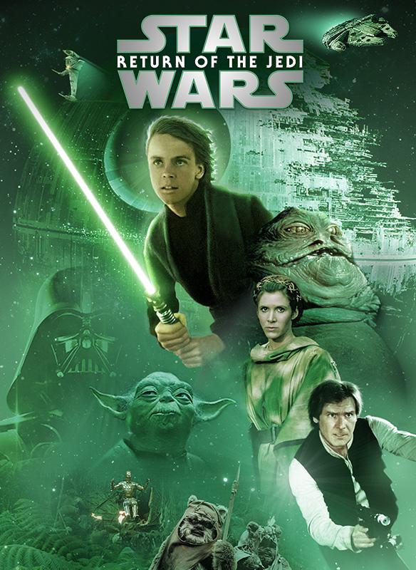Star Wars: Jedi-ridderen vender tilbage