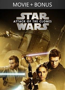 Star Wars: Attack of the Clones (+ Bonus)