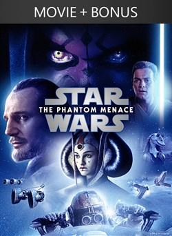 Star Wars: The Phantom Menace (+ Bonus)