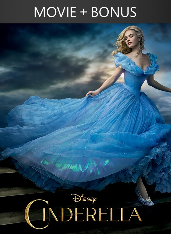 Cinderella (2015) + Bonus