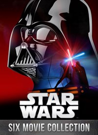 Star Wars: The Digital Six film Collection (+ Bonus)