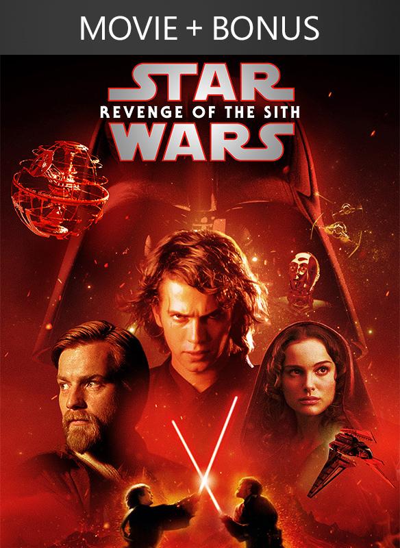 Star Wars: Revenge of the Sith (+ Bonus)
