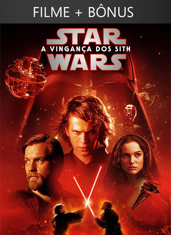 Star Wars: A Vingança do Siths (+ Bonus)