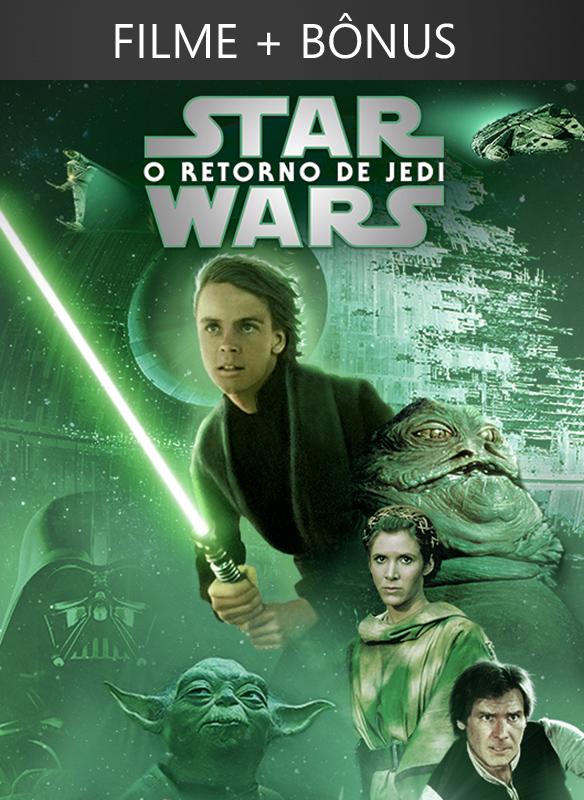 Star Wars: O Retorno de Jedi (+ Bonus)