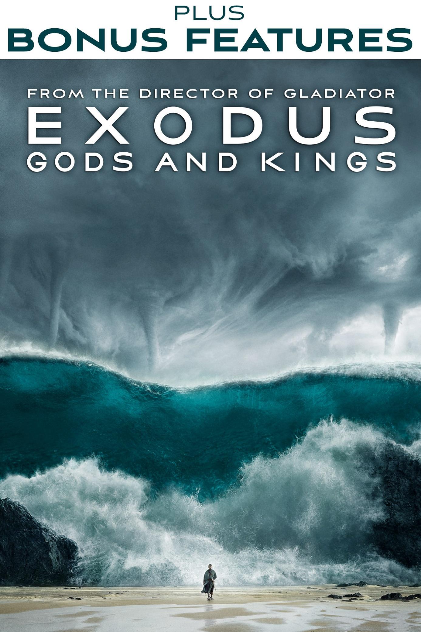 Exodus: Gods and Kings + Bonus