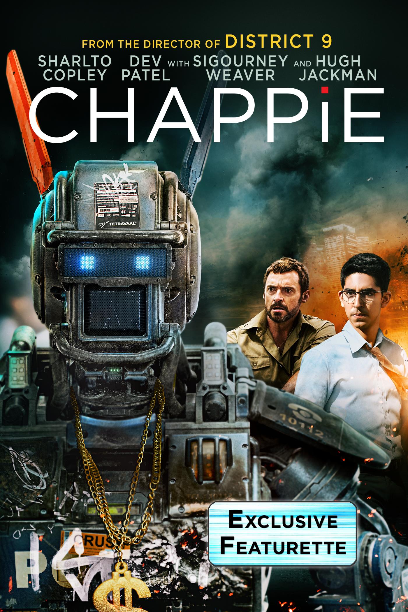 Chappie + Bonus