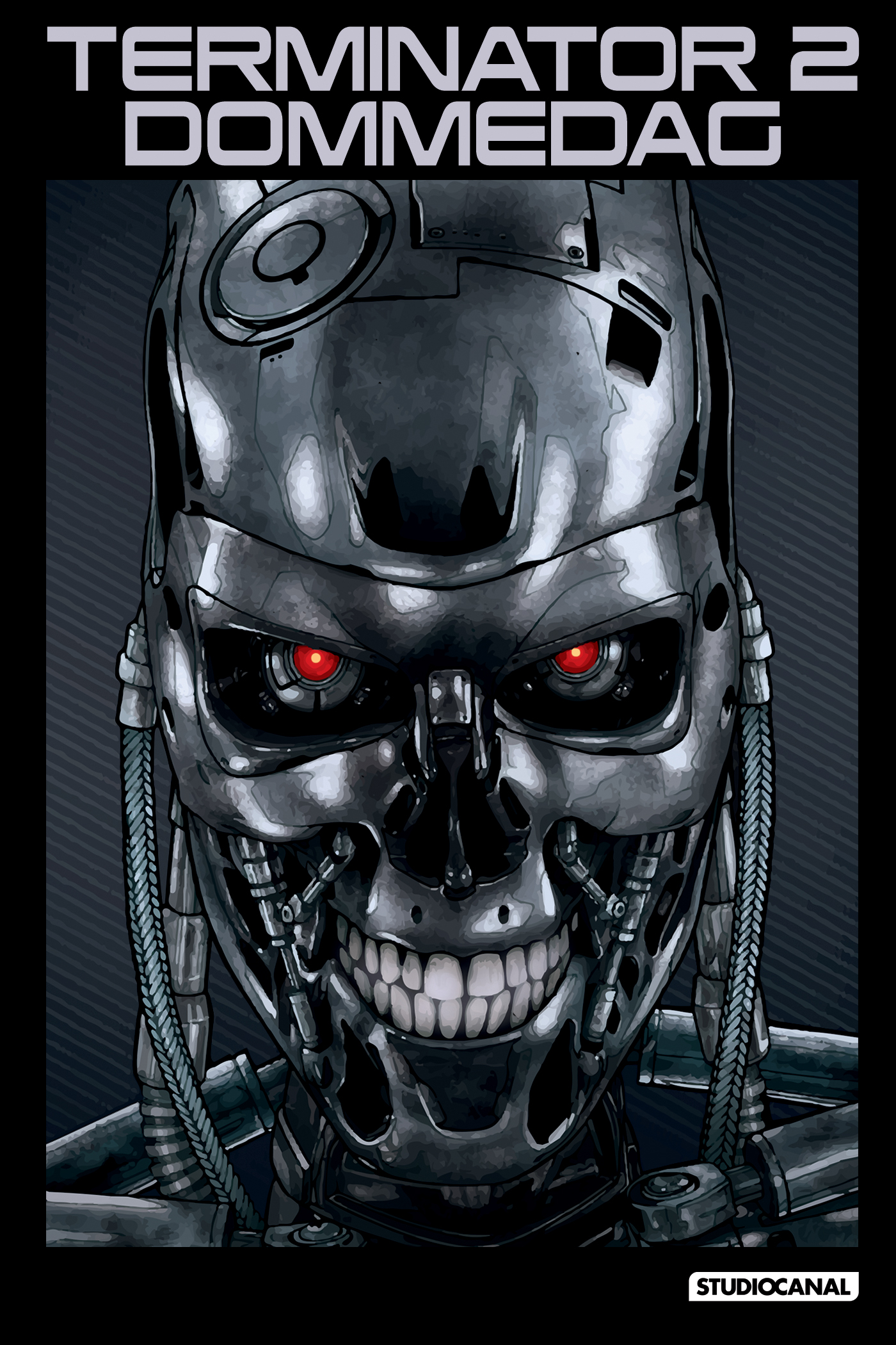Title :Terminator 2: Dommedag