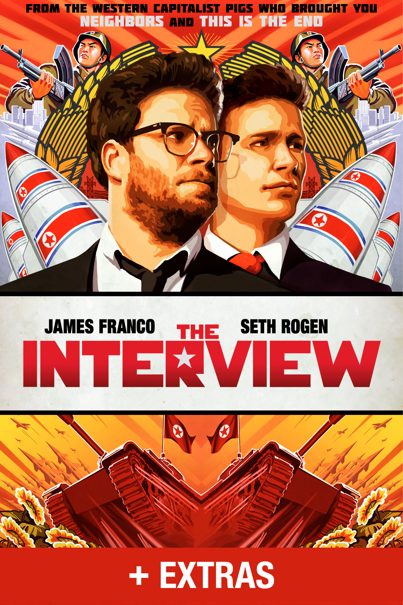 The Interview + Extras