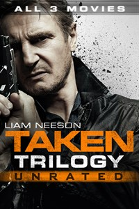 Taken Unrated Trilogy