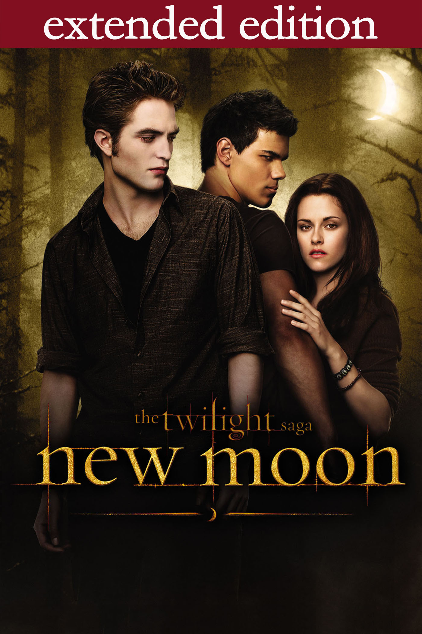 Twilight Saga: New Moon (Extended Edition)