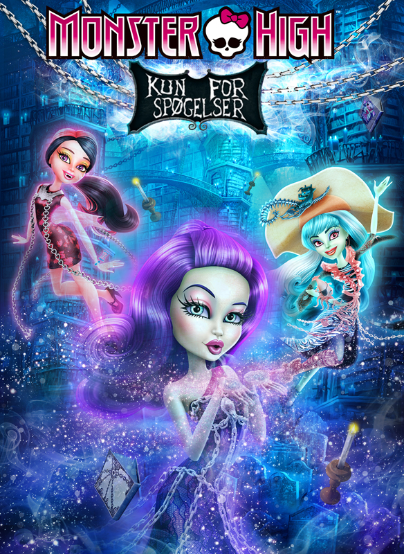 Monster High - Kun for spøgelser