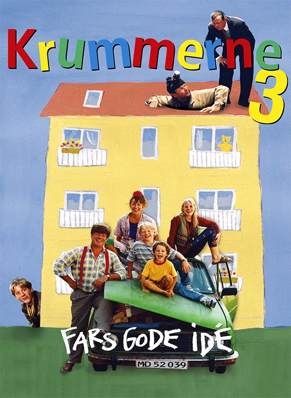 Krummerne 3 - Fars gode idé