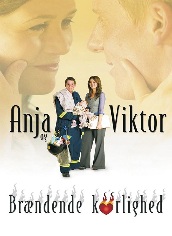 Anja & Viktor - Brændende kærlighed