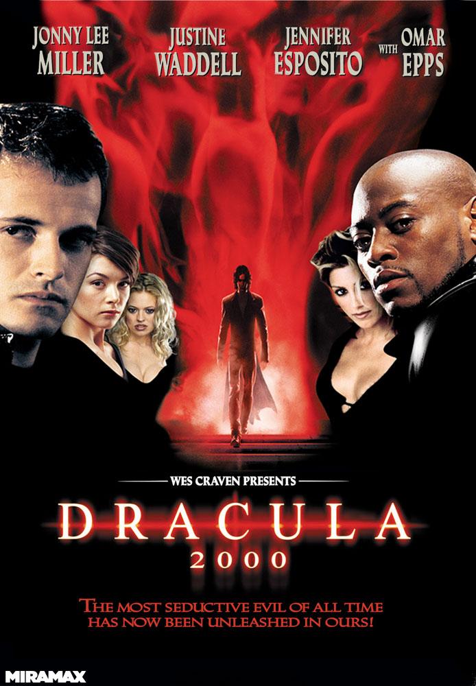 Wes Craven Present Dracula 2000