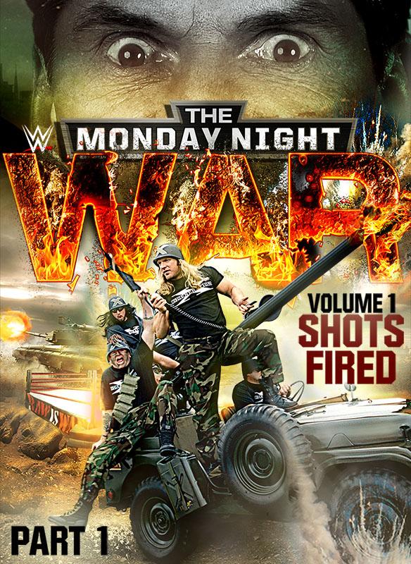 WWE: Monday Night War: Volume 1 - Shots Fired part 1
