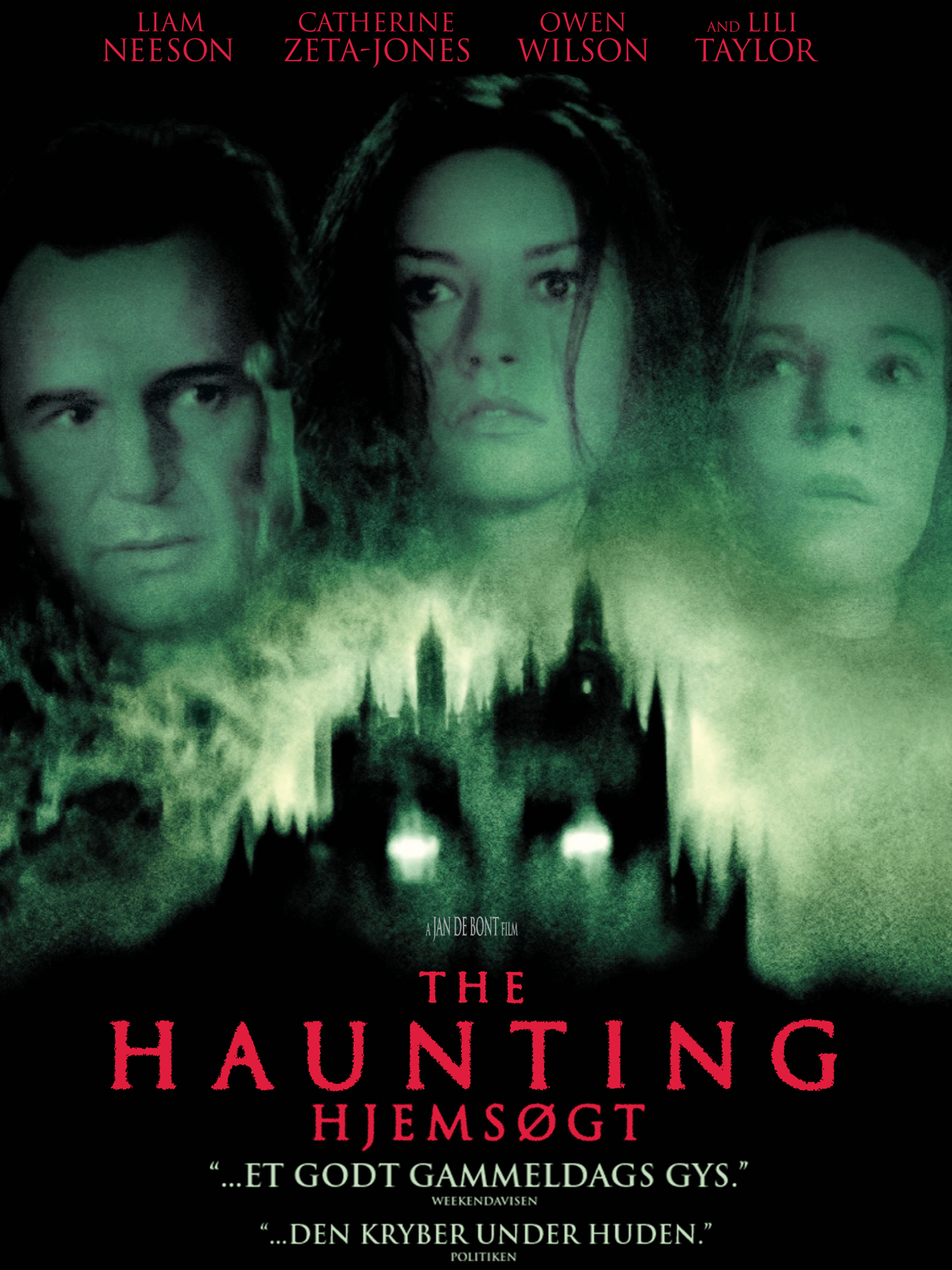 The Haunting – Hjemsøgt