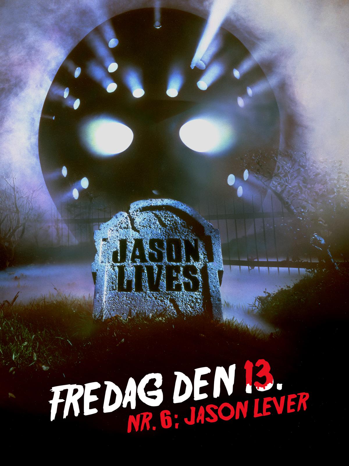 Fredag den 13. - nr. 6; Jason lever