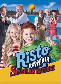 Risto Rappaaja Ja Sevillan Saituri