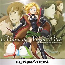 Maria the Virgin Witch (Subtitled)