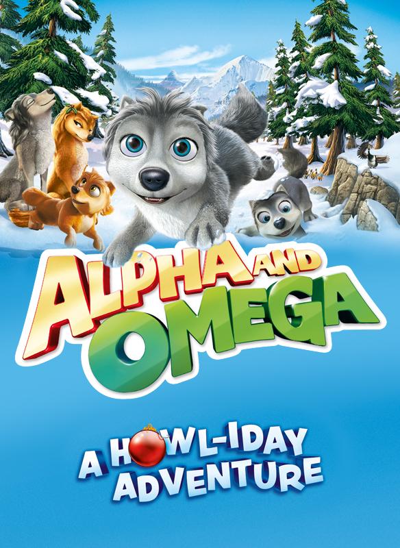 Alfa og Omega 2: En Howl-iday Adventure