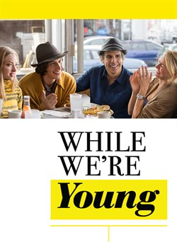 While We're Young + Bonus Features
