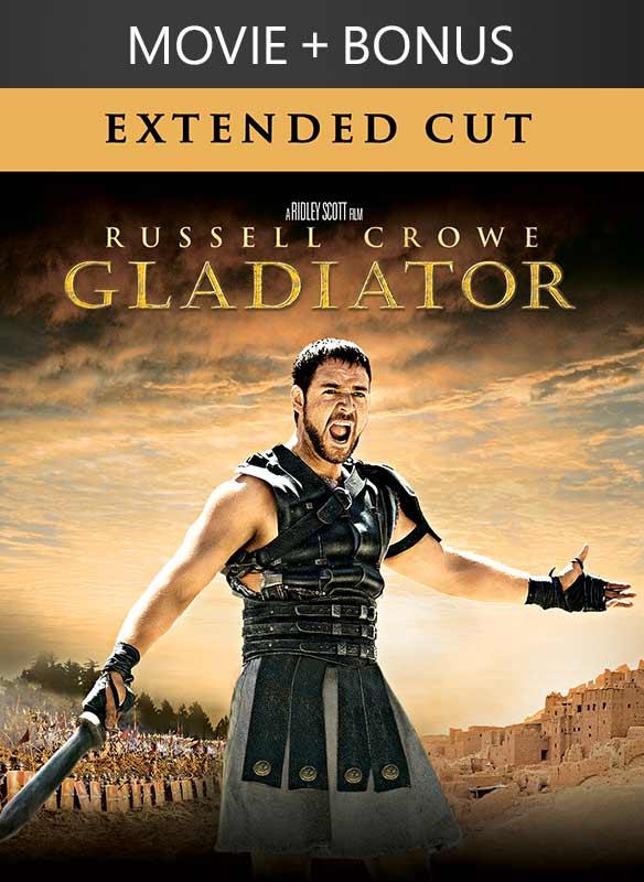 Gladiator Extended Edition (plus Bonus Content)