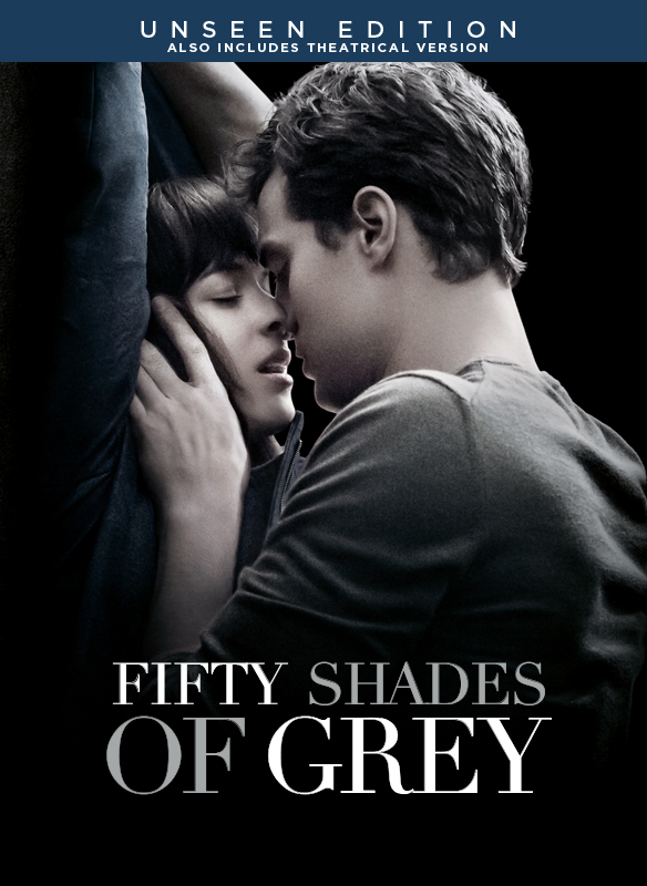 Fifty Shades of Grey-Unseen