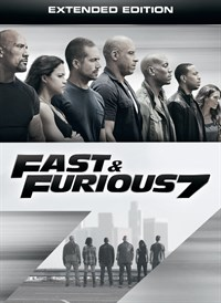Fast & Furious 7 (Extended)