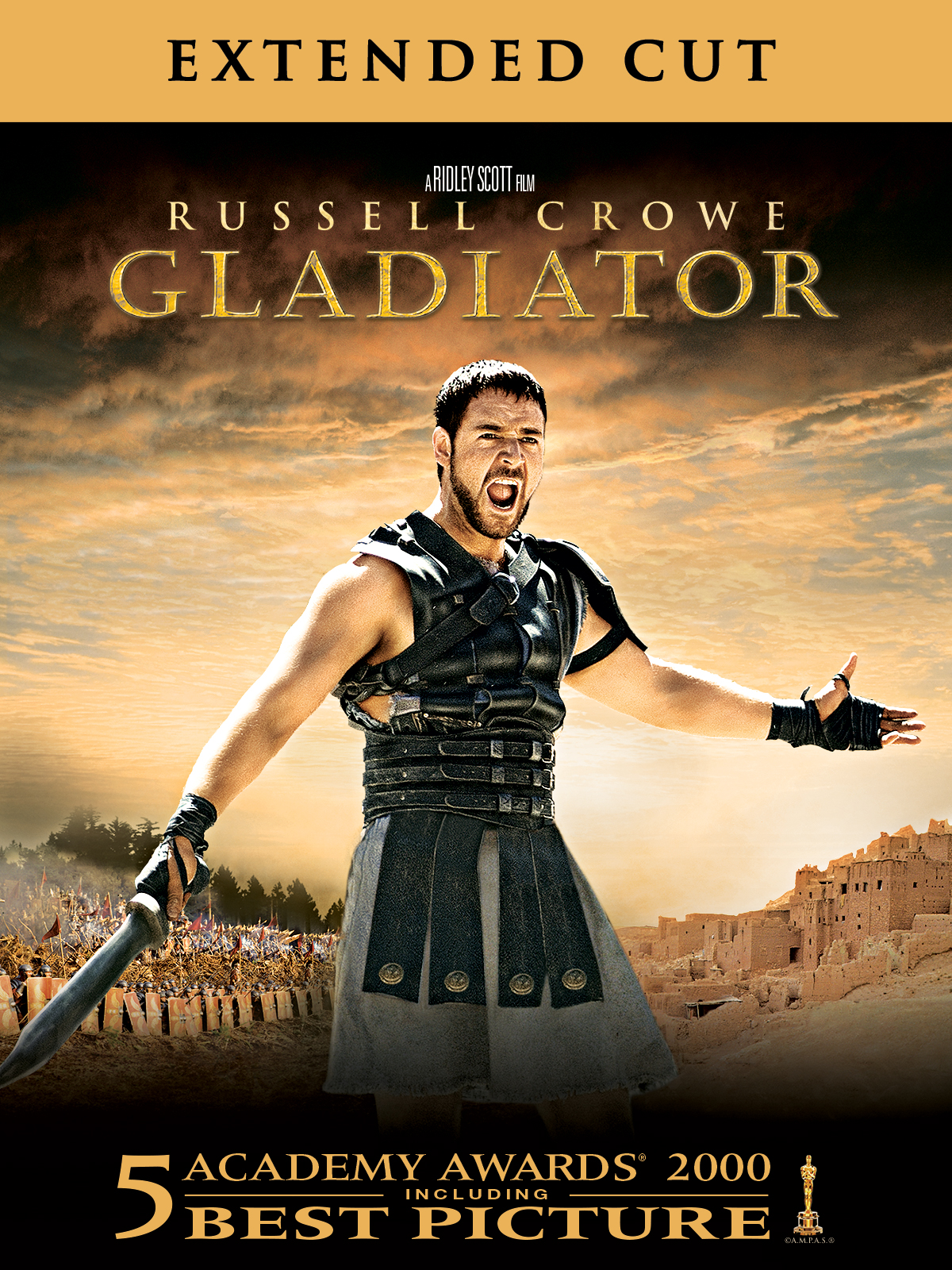 Gladiator Extended Cut