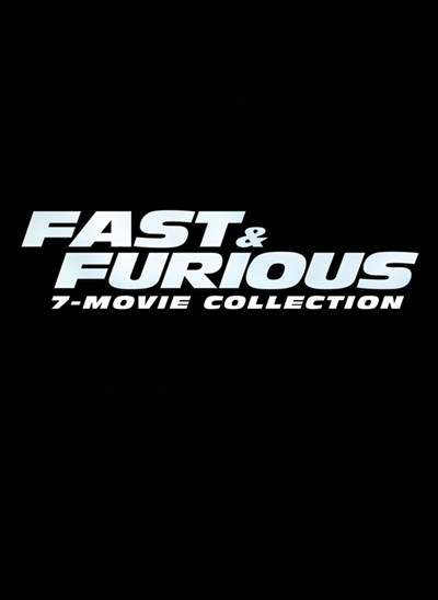 Fast and Furious Collection 1-7