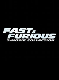 Fast & Furious Collection 1-7