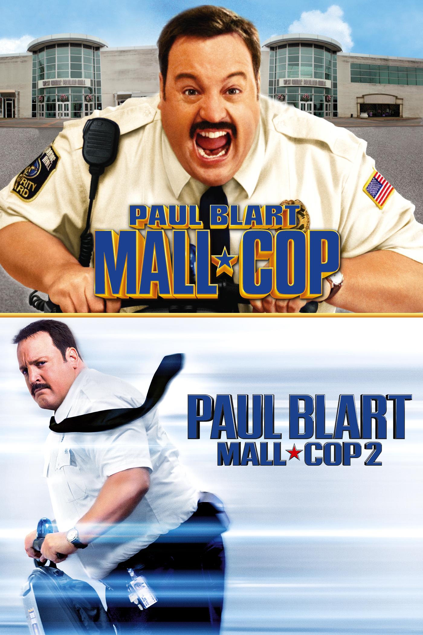 Paul Blart 1 & 2