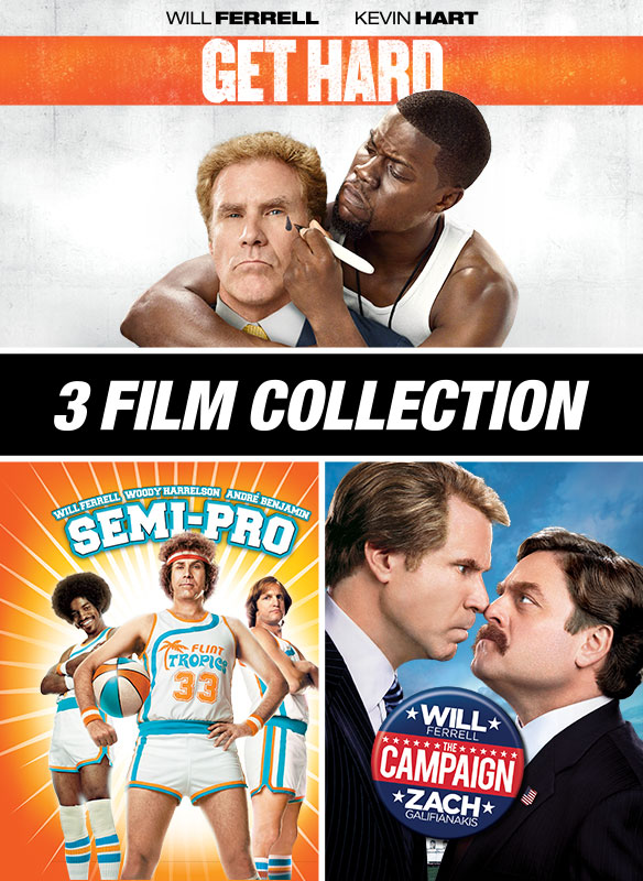 3-Film Will Ferrell Collection