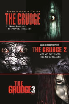 The Grudge Triple Fright Feature