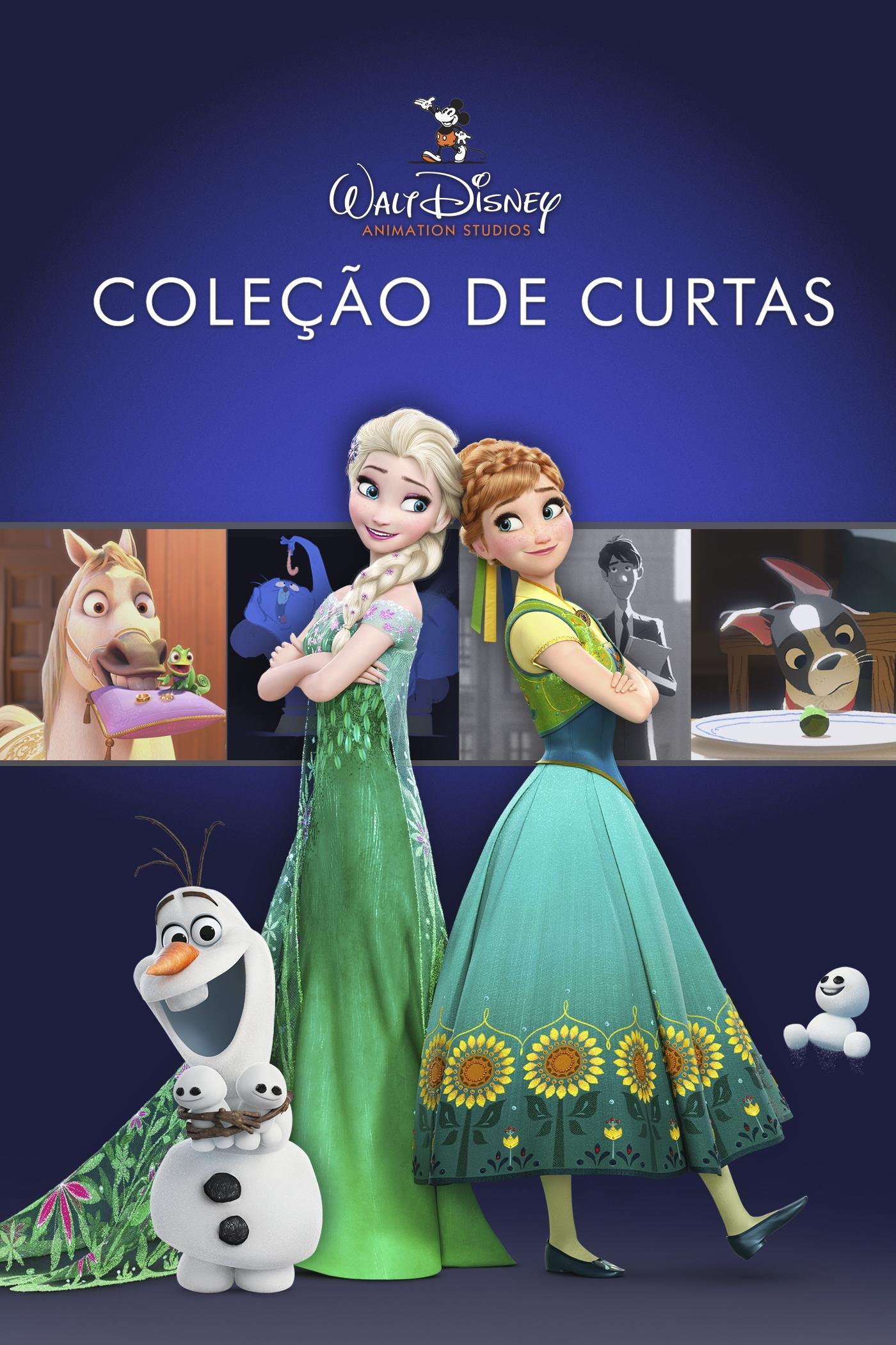 Walt Disney Animation Studios Coleção de Curtas