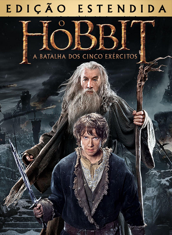 O Hobbit: A Batalha Dos Cinco Exércitos Versão Estendida