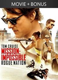 Mission: Impossible – Rogue Nation + Bonus