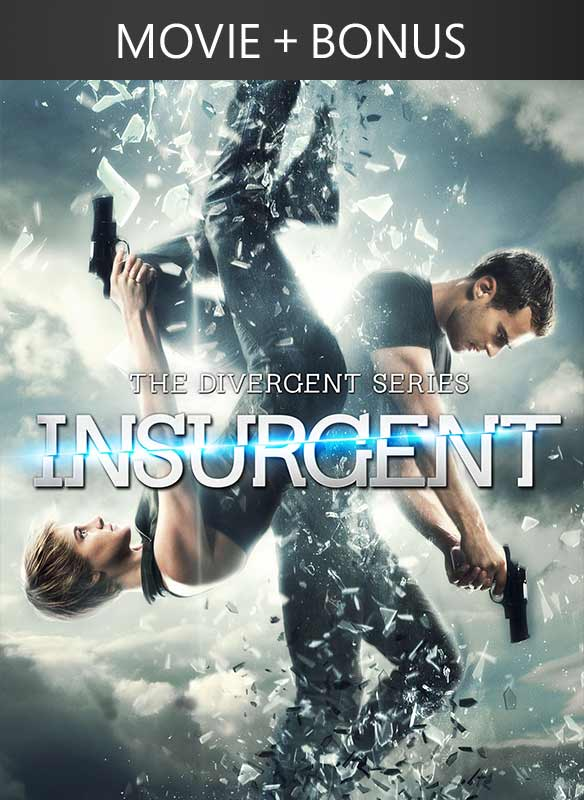 The Divergent Series: Insurgent + Bonus