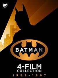 Batman 4 Film Collection