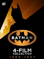 Deals on Batman 4 Film Collection HD Digital