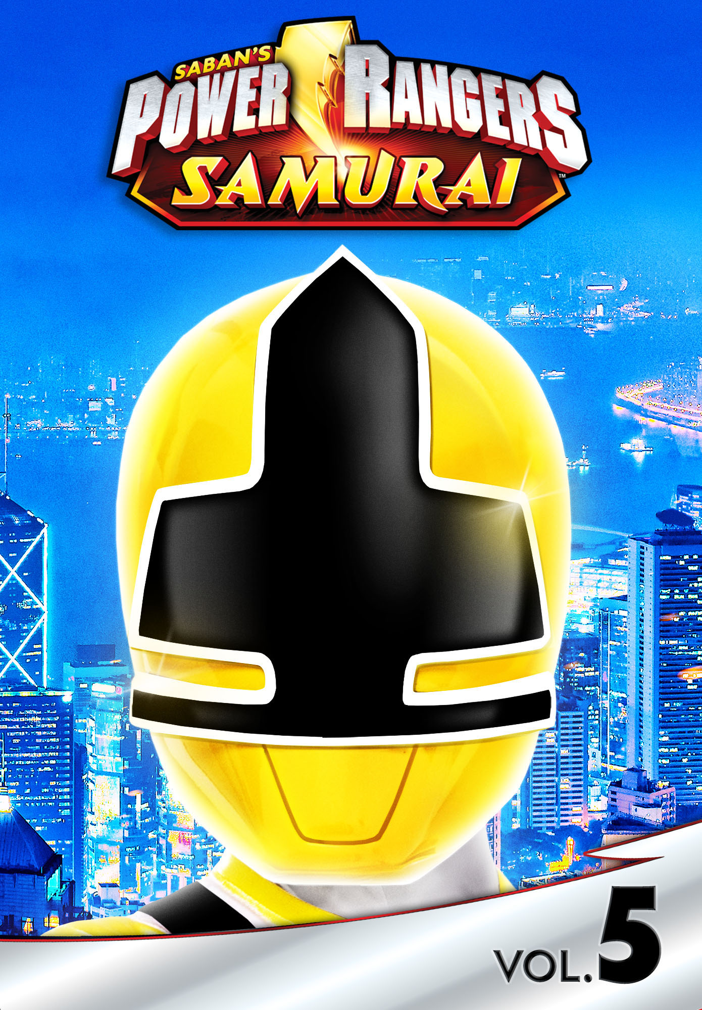Power Rangers Samurai: The Ultimate Duel (Vol. 5)