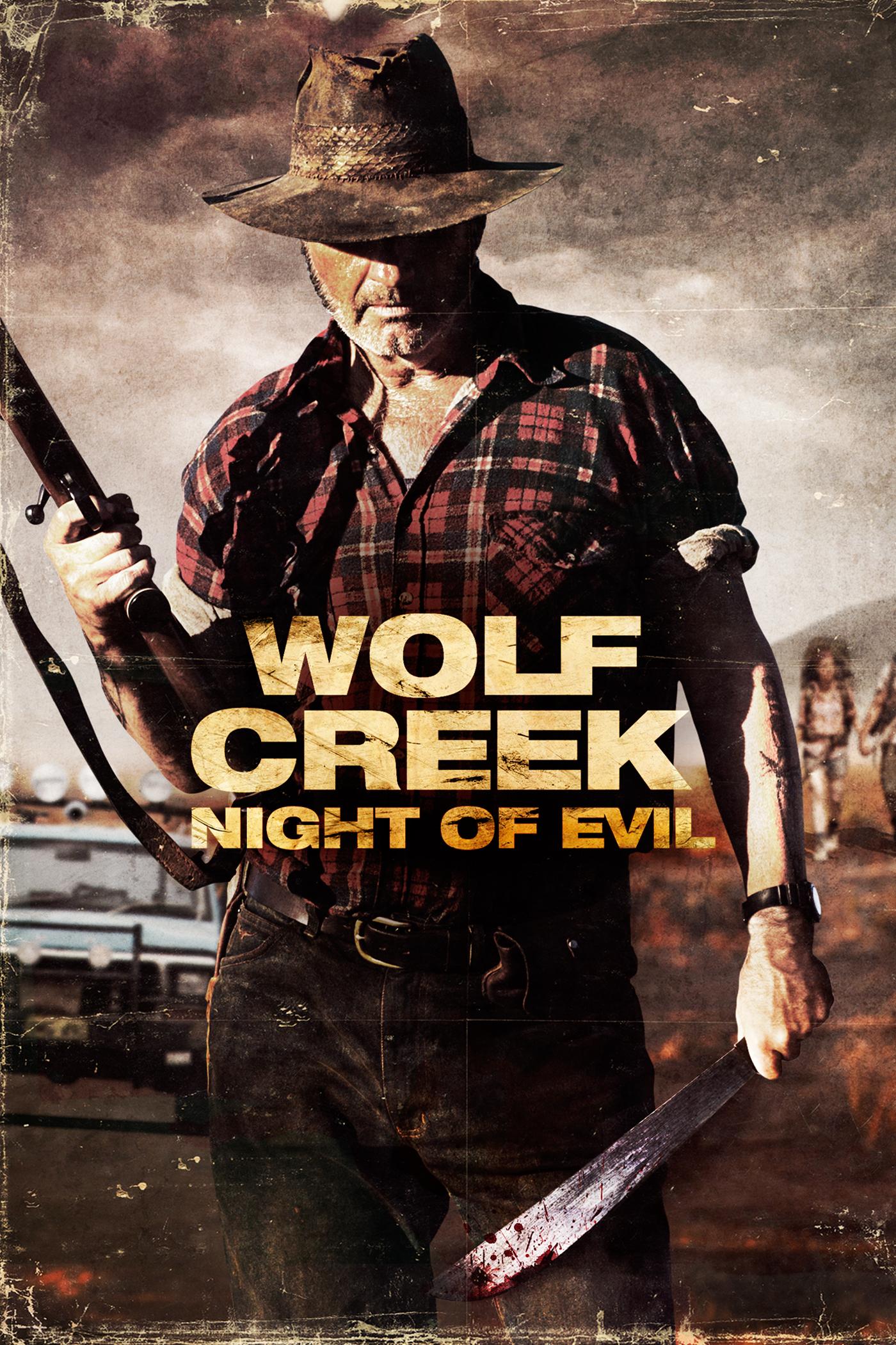Wolf Creek: Night of Evil