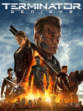 Terminator Genisys 2015 Rent HD(Windows 10 Store Exclusive Offer)