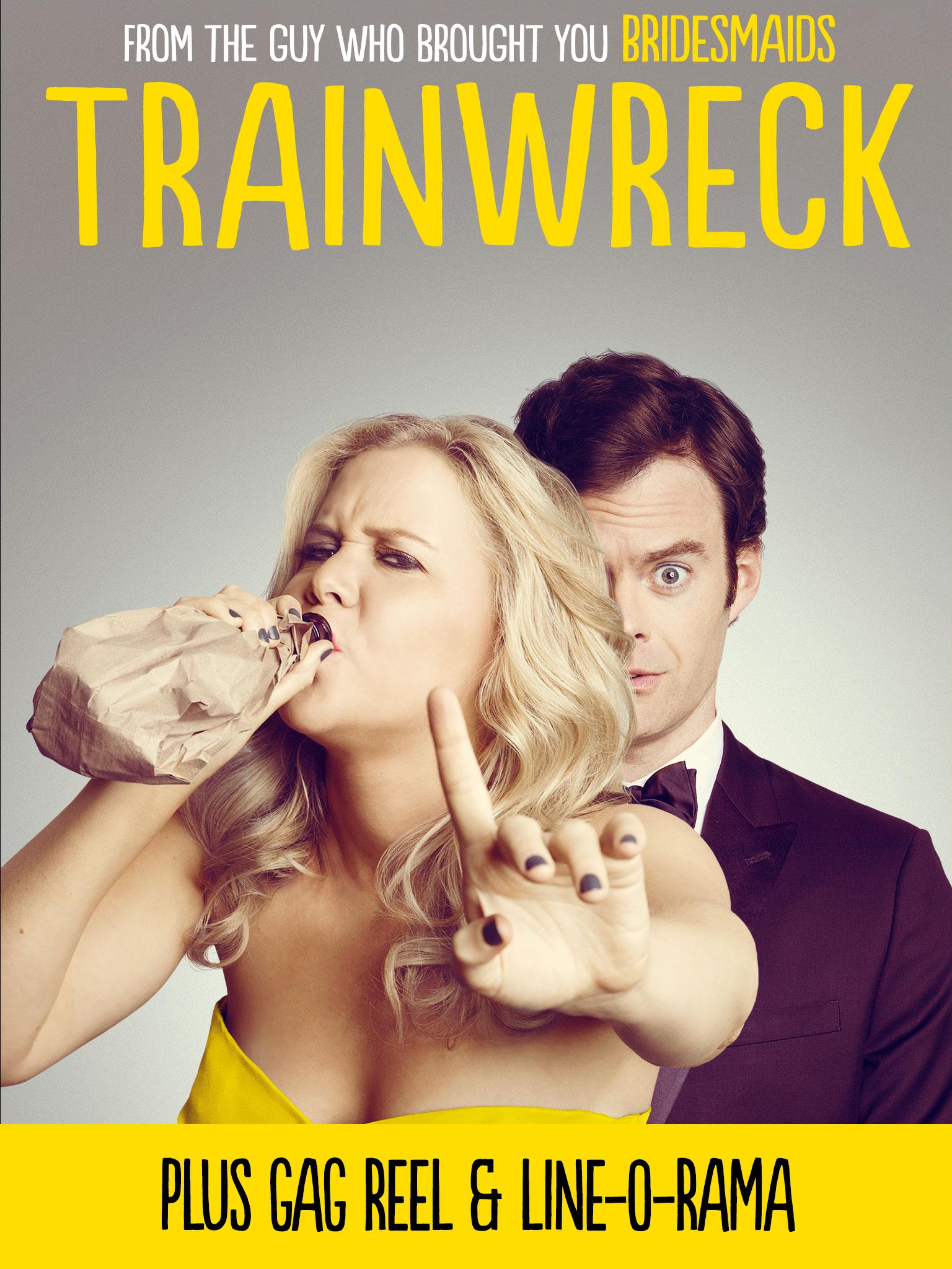 Trainwreck (Unrated) +Bonus