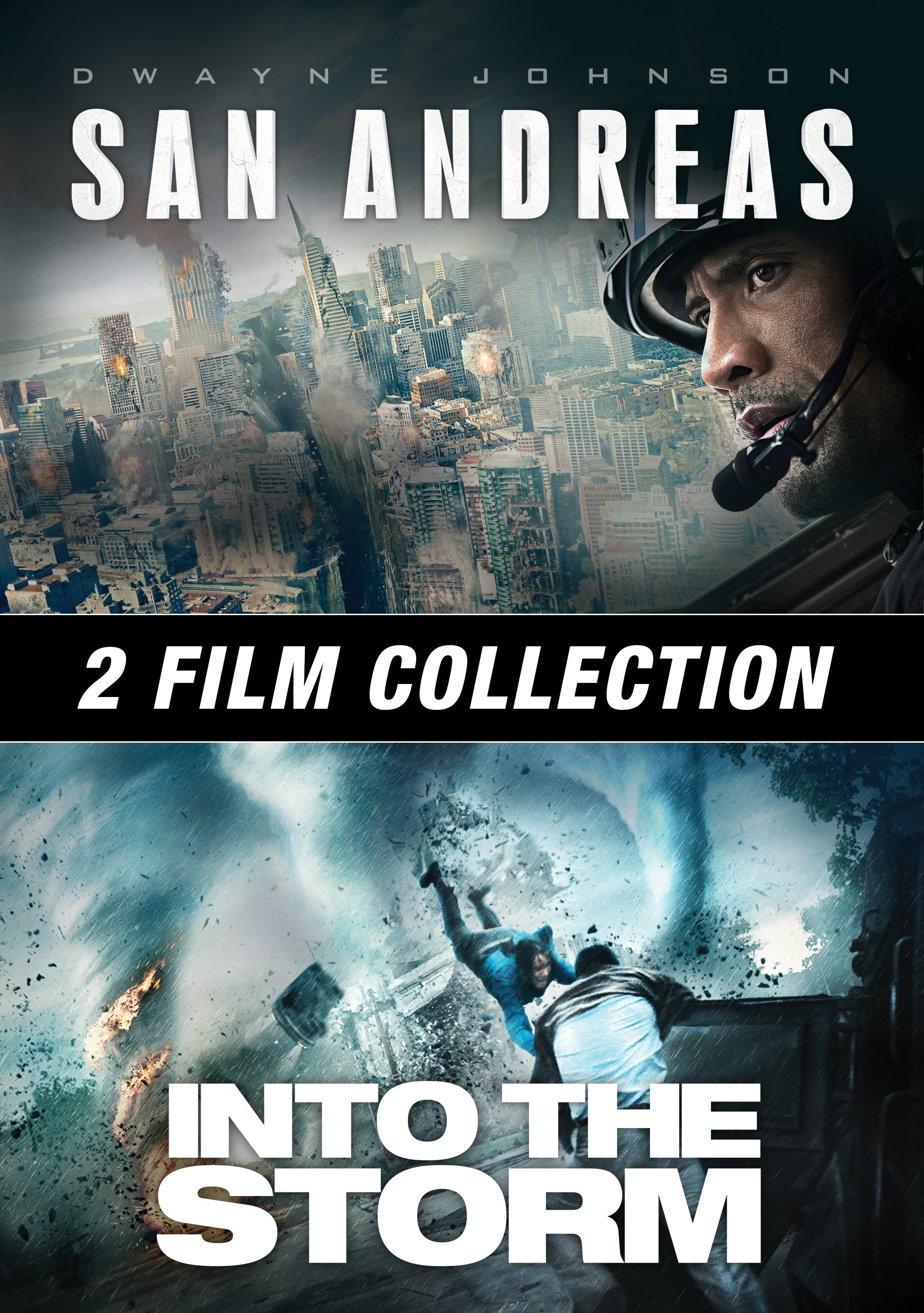 San Andreas/Into the Storm Bundle